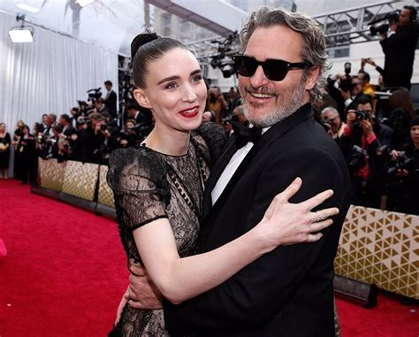 Joaquin phoenix and rooney mara speak about baby son for first time. Joaquin Phoenix and Rooney Mara Welcome a Baby Boy and ...
