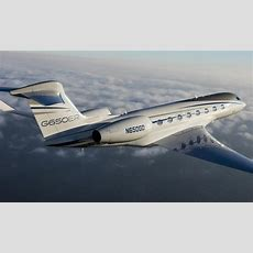 Gulfstream G650er Completes Recordbreaking Polar Flight