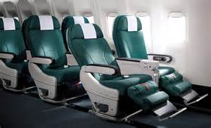cathay pacific takes delivery of aircraft with new premium economy product and haul