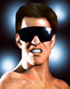 Mortal Kombat - Johnny Cage by JhonatasBatalha on DeviantArt