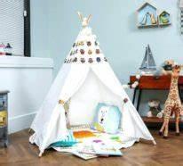 Tipi Zelt Bauen : 1001 ideen f r kinderzimmer gestalten babyzimmer jugendzimmer alleideen 1 ~ Frokenaadalensverden.com Haus und Dekorationen