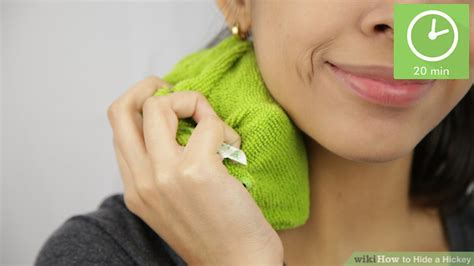 5 ways to hide a hickey wikihow
