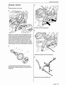 Husqvarna Chainsaw Workshop Manual Model 357xp  359
