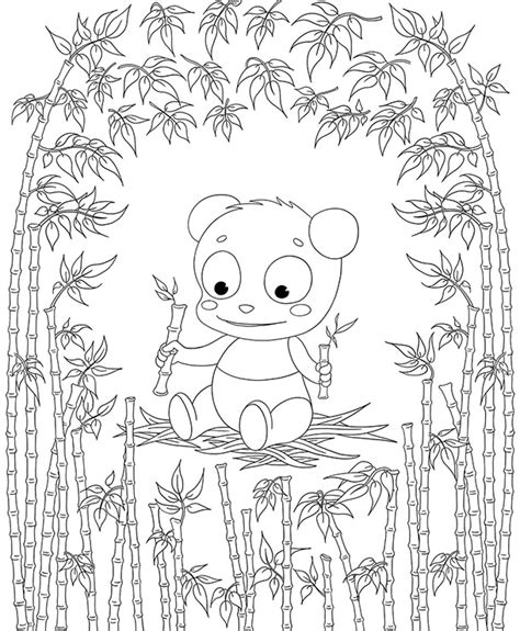 Coloriage Pour Enfant  Les Animaux  Dinett Illustration