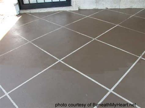 staining concrete floors concrete stain sealer etching concrete