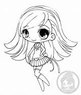 Coloring Yampuff Chibi Pages Anime Chibis Deviantart Colouring Trade Mermaid Ino Printable Yamanaka Jasmine Stuff Az Stamps Titans Getdrawings Team sketch template