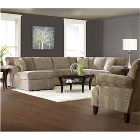 simple elegance julington transitional sectional sofa with