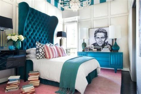 chambre deco bleu davaus chambre bleu canard et marron avec des