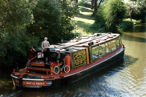 Painted Boats Movie by Free Canal Boat Stock Photo Freeimages