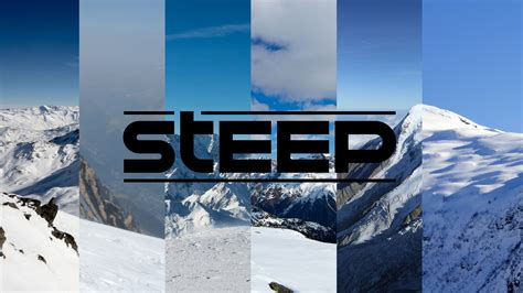 wallpaper steep  games