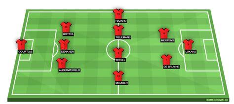Belgium vs England Preview: Probable Lineups, Prediction ...