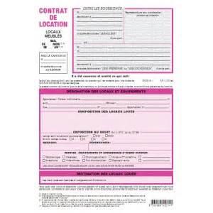 Contrat Location Meublée by Contrat De Location Meubl 195 169