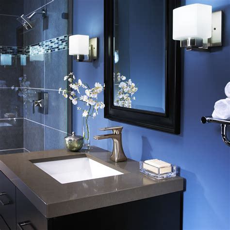 gray blue bathroom ideas bright beautiful blue bathrooms furniture home