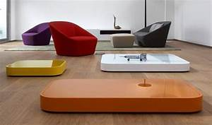 ultra modern coffee tables from sphaus With ultra low coffee table