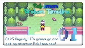 Pokemon Ruby Destiny - Broken Timeline (Kanto Chapter ...