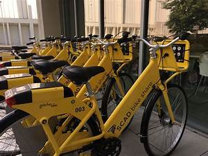 Everything You Need To Know About The Scad Bike Share