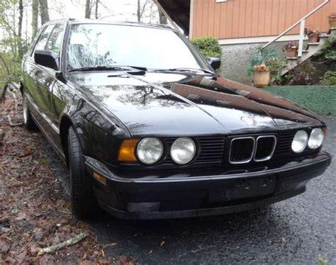 Find Used 1992 Bmw 525i Base Wagon 4-door 2.5l