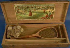 History Of Lawn Tennis-19th Century ~ Sports ...