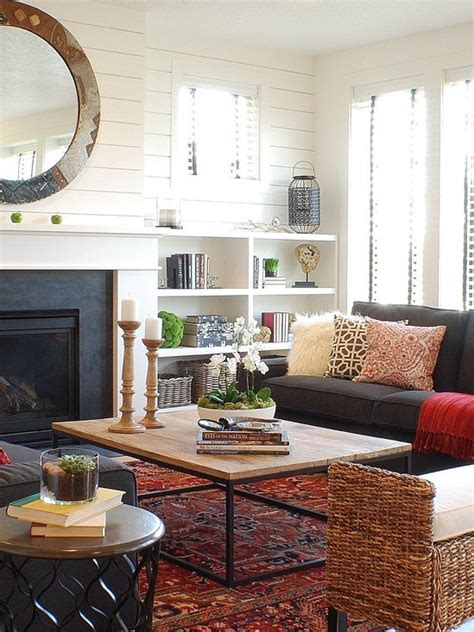 Eclectic Living Room Ideas by 21 Stunning Eclectic Living Room Designs