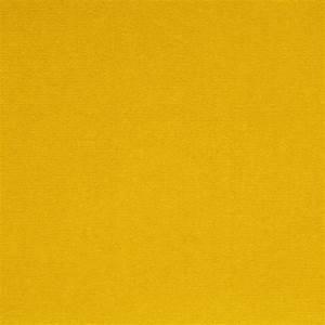 Roman Blinds in Folia Velvet Fabric - Mustard (130371