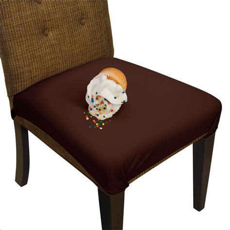 plastic seat covers for dining room chairs dining chair seat cover protector by smartseat free