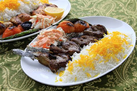 arabian cuisine restaurant is closed and food at shahrzad