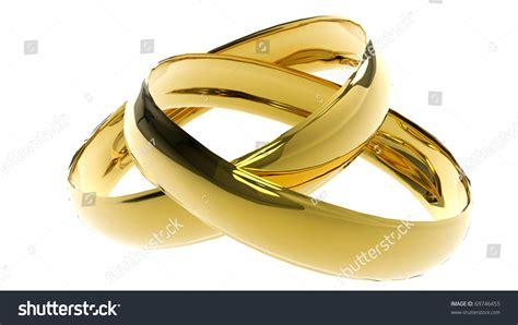 Wedding Rings Stock Photo 69746455