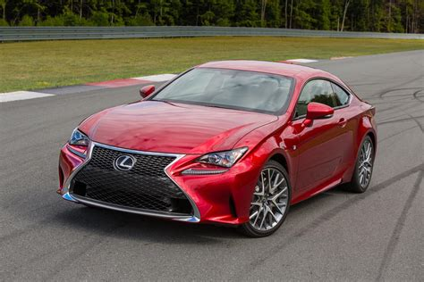 2015 Lexus Rc News And Information