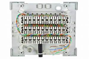 The Open Junction Box For Connection Of