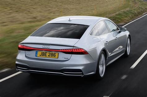 Review Audi A7 by New Audi A7 Sportback 2018 Review Pictures Auto Express