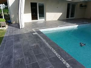 carrelage moins cher du carrelage de grande taille pas cher With photo carrelage terrasse exterieur 3 vente et pose de margelles de piscine en pierre sur