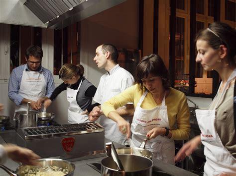 cours cuisine évènement culinaire kitchen studio