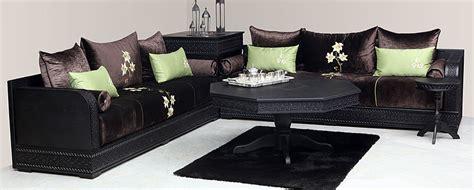 salon marocain canap canapé design moderne et fauteuil pour salon marocain