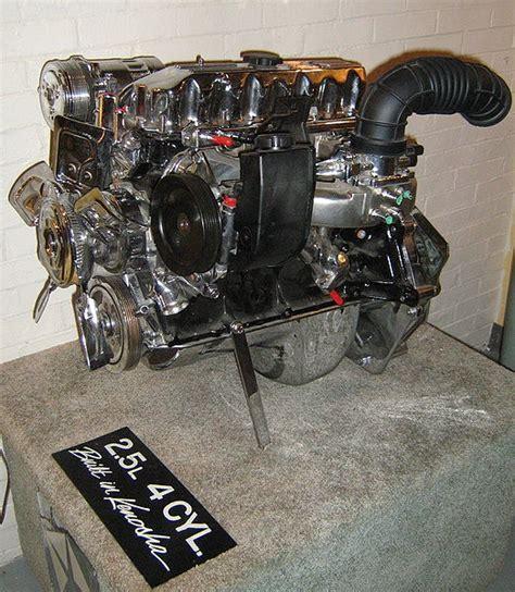 File Ee  Jeep Ee   Liter  Cylinder Engine Chromed A Jpg