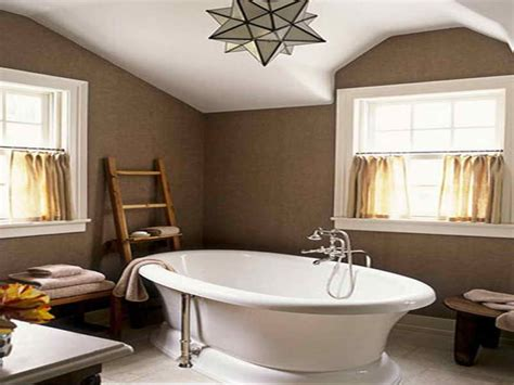 Brown And Blue Bathroom, Good Colors For Small Bathroom