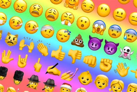 9 Smiley Facts About Emoji