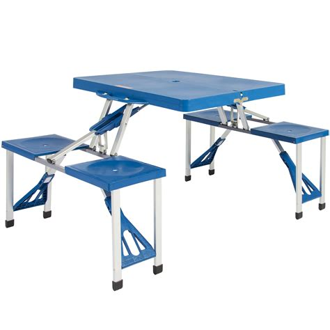 kids plastic picnic table bcp kids outdoor portable plastic folding picnic table