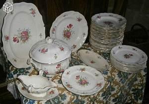 Service De Vaisselle : service de table luneville ancien ~ Voncanada.com Idées de Décoration