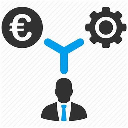 Financial Business Icon Control Development Management Finance
