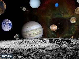 fond d39ecran nouveau systeme solaire With forum plan de maison 14 fond decran le systame solaire