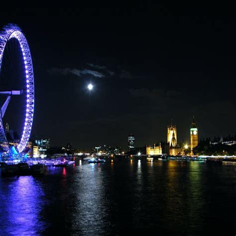 indahnya kota kota besar   malam