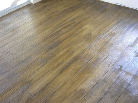 wood floor concrete basement 141 best images about back porch moroccan ideas on pinterest stains stained concrete and patio