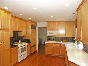 Recessed kitchen lighting placement knowledgebase