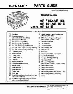 Sharp Ar 5320 Service Manual Pdf