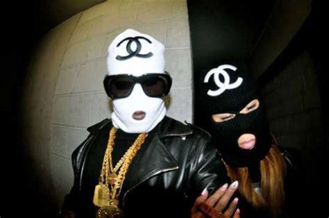 Thelightupmask.com #skimask #facemask #mask #hottie #fashion #skully #hat #photography #gangsta #halloween buy ski mask now at thelightupmask.com. Haute Imposter Ski Masks : vinny chase luxy chanel