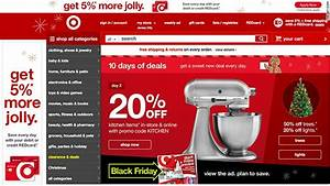 Target Going  U0026 39 All In U0026 39  For Cyber Monday