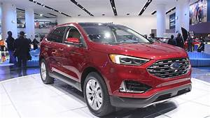 The 2019 Ford Edge ST Is Fine, But The Base Model Is The