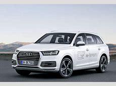 Audi Q7 etron 2016 Vorstellung, Marktstart und Preis