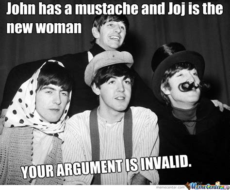 The Beatles Meme - the beatles meme by recyclebin meme center