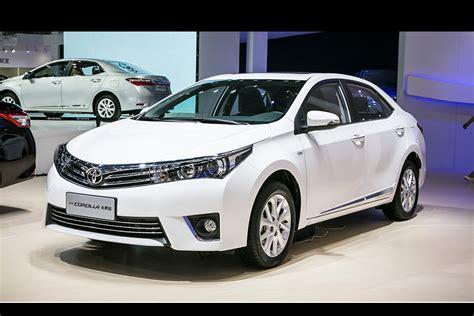 toyota  launch corolla levin plug  hybrids  china